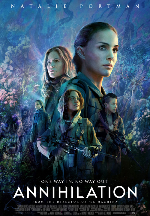 Аннигиляция / Annihilation (2018) BDRip 720p | P, A