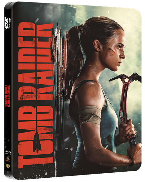 Tomb Raider: Лара Крофт / Tomb Raider (2018) HDRip-AVC от OlLanDGroup | HDRezka Studio