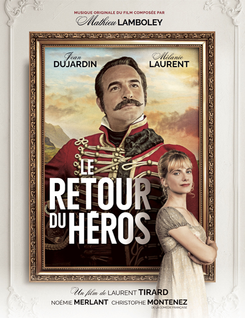 Сердцеед / Le retour du heros (2018) BDRemux 1080p от ExKinoRay | iTunes