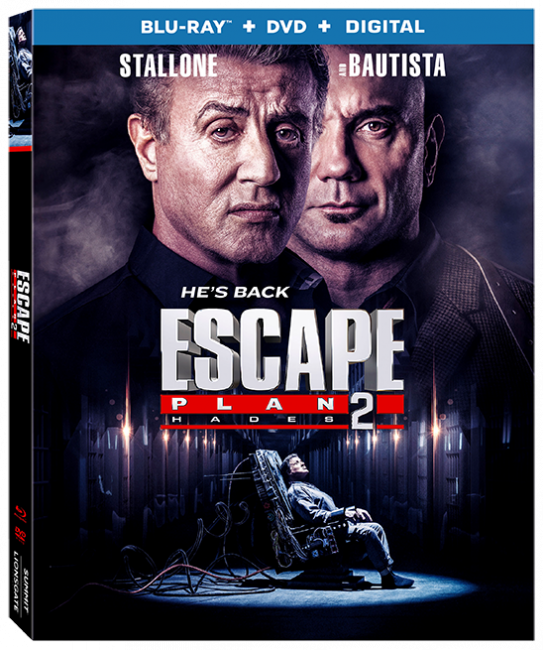 План побега 2 / Escape Plan 2: Hades (2018) BDRip-AVC от OlLanDGroup | HDRezka Studio