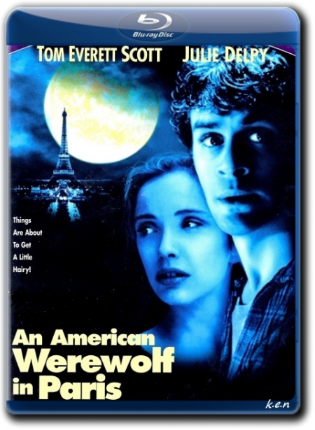 Американский оборотень в Париже / An American Werewolf in Paris (1997) BDRip 720p от k.e.n & MegaPeer | P2, A, L1