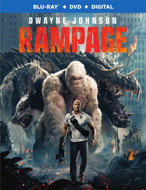 Рэмпейдж / Rampage (2018) BDRip 1080p от ExKinoRay | Лицензия
