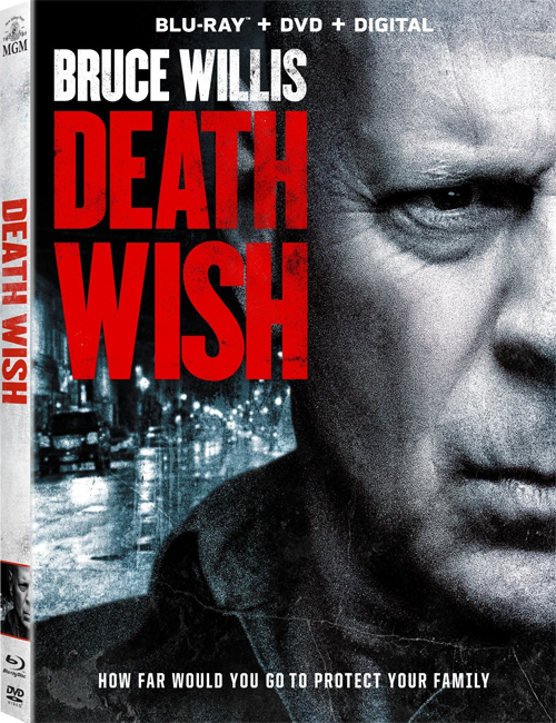 Жажда смерти / Death Wish (2018) BDRip 1080p от ExKinoRay | D, A | iTunes