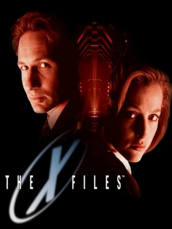 Секретные материалы / The X-Files (1993-2018) HDRip, WEB-DLRip, SATRip | ТВ3