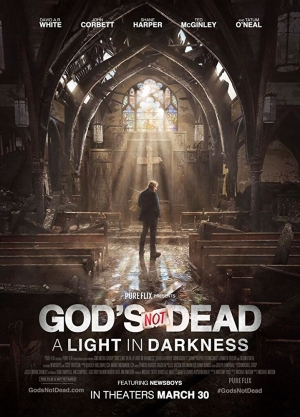 Бог не умер: Свет во тьме / God's Not Dead: A Light in Darkness (2018) WEBRip 720p | L
