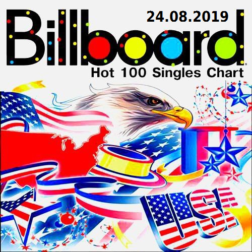 VA - Billboard Hot 100 Singles Chart [24.08] (2019) MP3 скачать торрентом