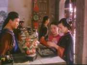 ���� � ��������� / Man qing jin gong qi an / Sex and the emperor (1994) DVDRip | VO