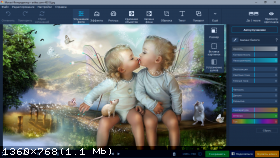 Movavi Photo Editor 6.3.0 (2020) PC