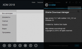 Xtreme Download Manager 7.2.10 (2020) PC