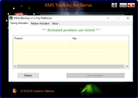 KMS Tools [01.12.2018] (2018) PC