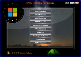 KMS Tools [01.05.2020] (2020) PC